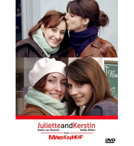 Kerstin และ Juliette จาก Marienhof DVD 3 แผ่น เสียงเยอรมัน ซับอังกฤษ